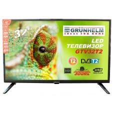 телевизор 32 Grunhelm HD