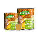 2.8л зеленая ELFINA краска